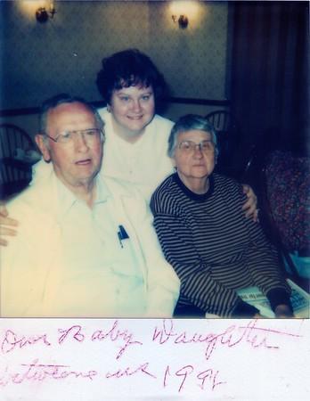 Daddy, Starlette & Mother
