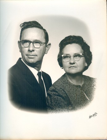 Ned & Mabel Newman