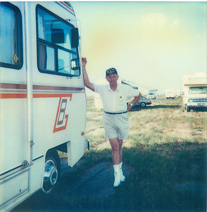 Daddy's Motor Home
