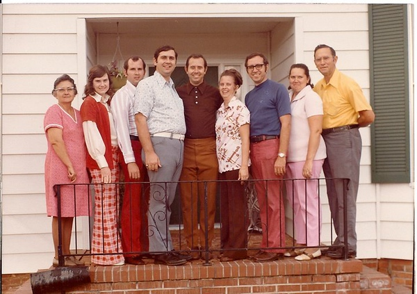 Mother; Starlette; Mike; Ron; Ned; Rachel; Leon; Judy; Daddy