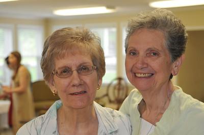 Betty Jean & Judy