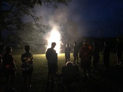 Fireworks at Rachel'l