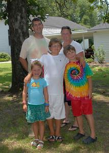 Brians Family 5x7