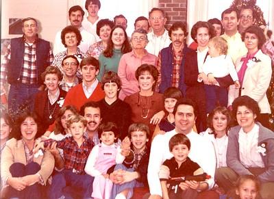 Christmas photo 1977
