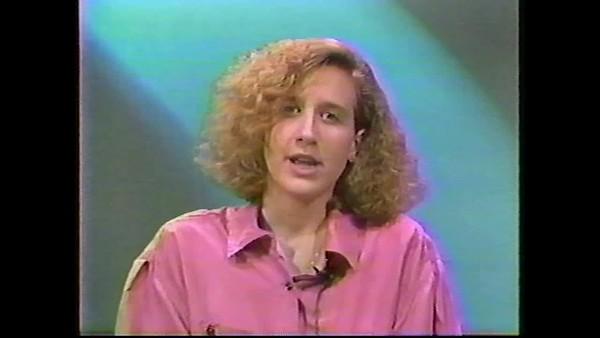 Valerie's Student Editorial 1991