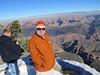 Mike at Grand Canyon