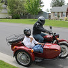 John Knighten and my Ural