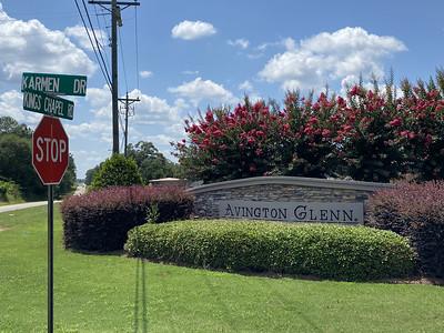 Avington Glenn Subdivision