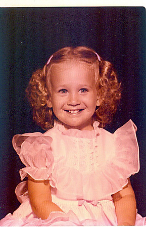Valerie age 3