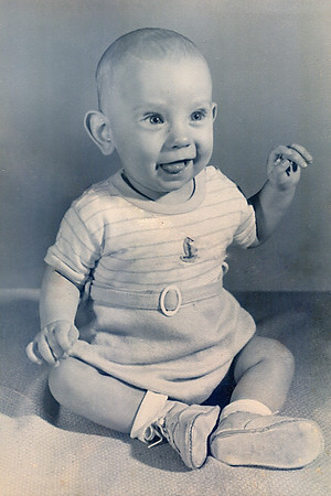 Mike's Baby picture