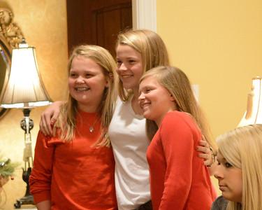 Carlee, MacKenzie and Maggie