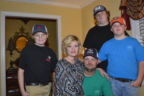 Waco Mays Family