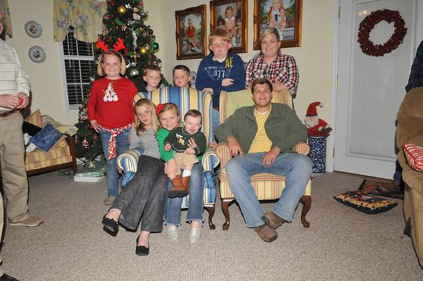 Grandchildren of Gayle Ayers