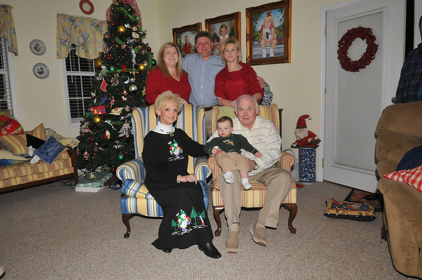 Bubber Adams Family