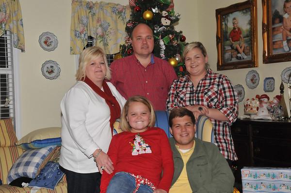 Scott Roberts Family