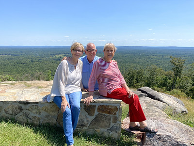 Carol, Mike & Rachel