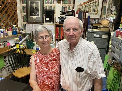Phil and Linda