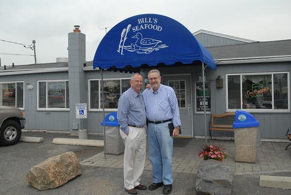 Bill's Seafood at the Singing Bridge