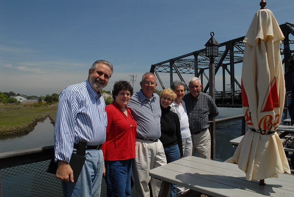 Ron, Diane, Mike, Carol, Judy and Harold
