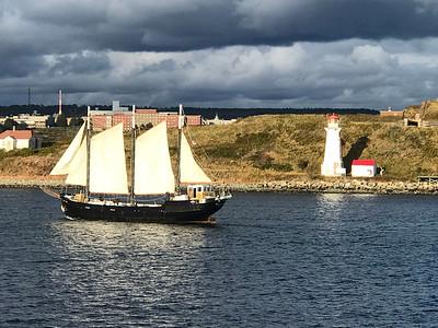 Island near Halifax Nova Scotia