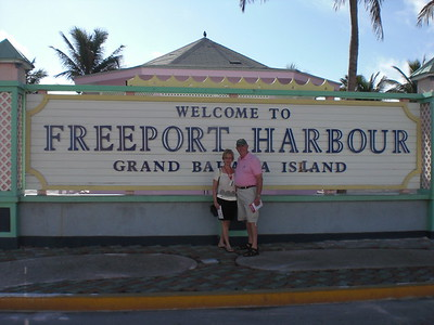 Freeport Harbour