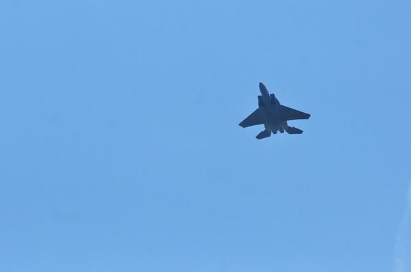 F15 from Robins AFB, Warner Robins, GA