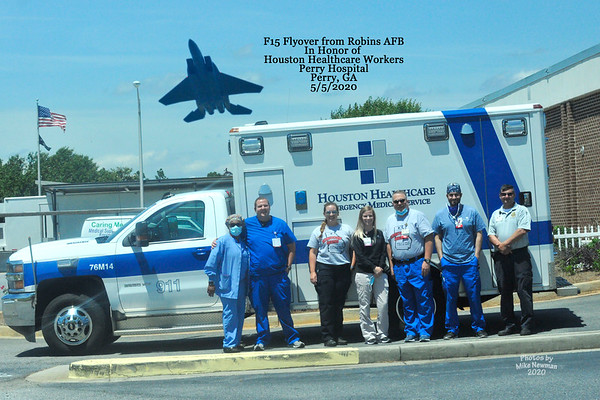 Healthcare Workers Perry Hospital