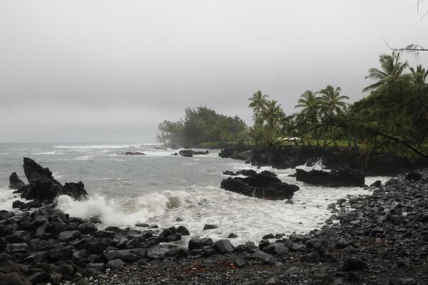 Nua'ailua Bay near Keanae Rd, Maui, Hi