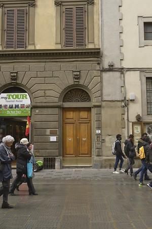 Tourist House Ricci, Florence,7 Via Martelli
