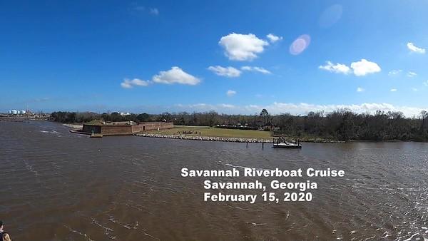 Fort Pulaski on the Savannah River