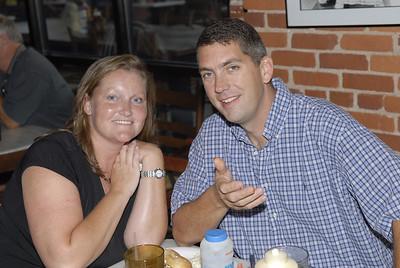 Johanna and Brian