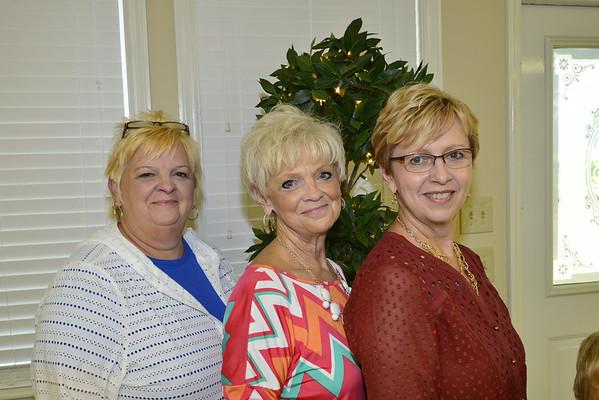 Gayle, Sylvia and Carol