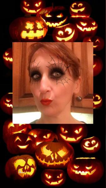 Valerie Halloween 2019