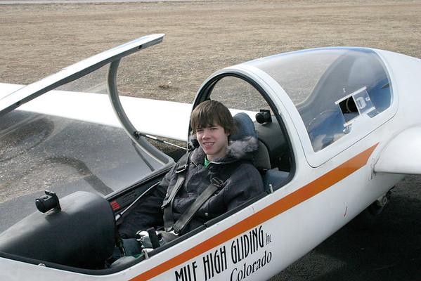 Mile High Gliding