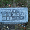 Maude McDougal mother of Mattie Miller