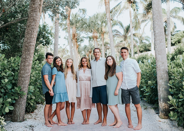 Miller Family // Marco Island