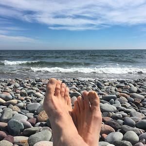 Beach Feet, NS