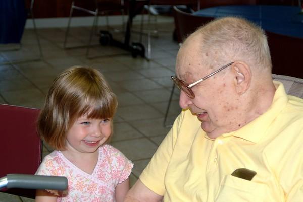 Mil's 90th Birthday