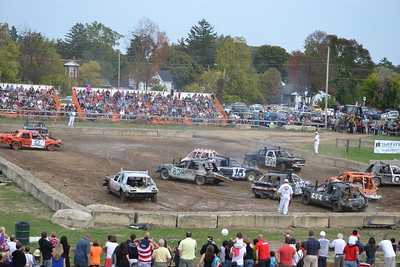 Milton Crash Up Derby Sept 29 2013