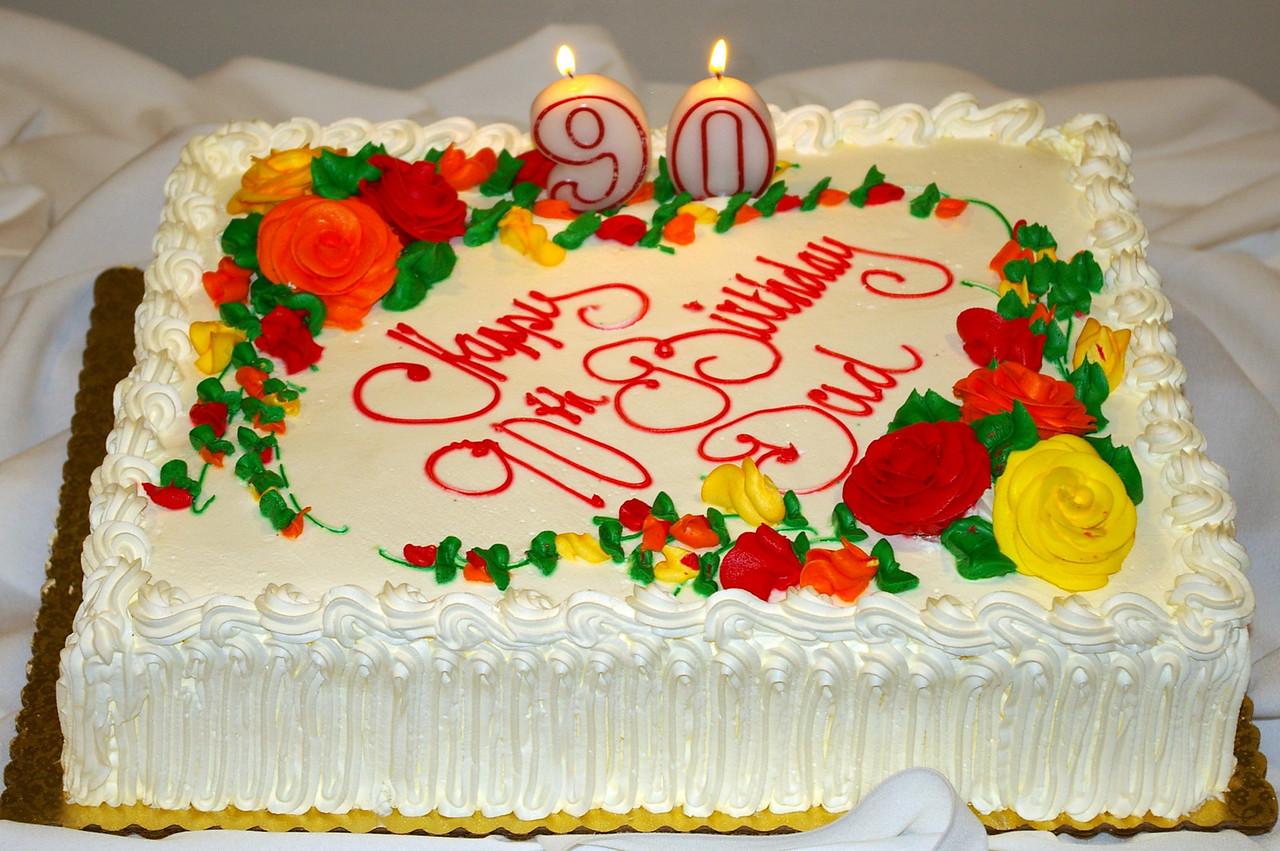 Mmmm...Cake