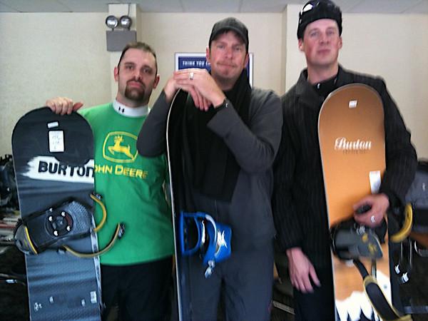 Minden FCA Ski Trip 2010