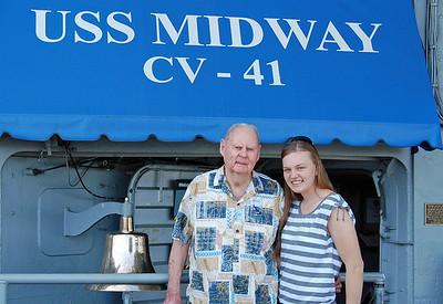 Mindy on Midway 2010