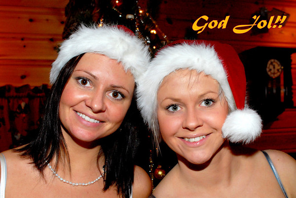 Merry christmas..God Jol..