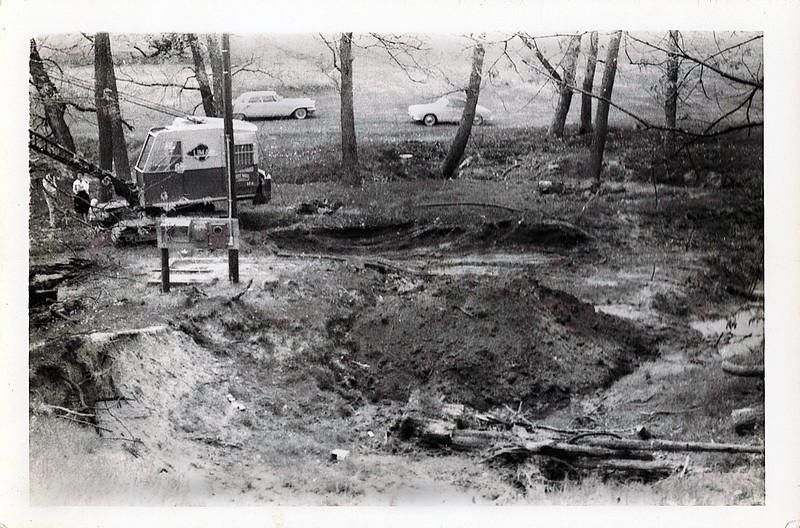 Number 7--digging the pond