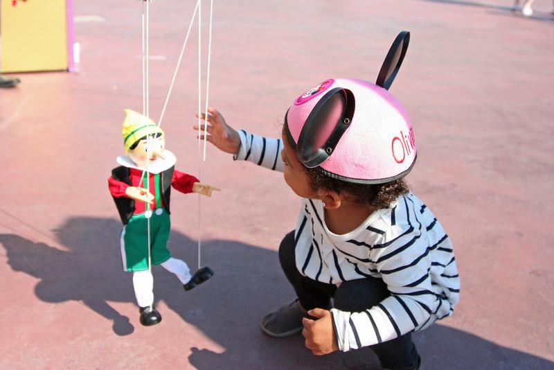 First Puppet