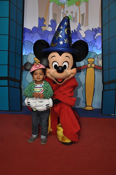 Olivia & Mickey