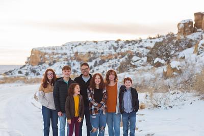 Mirabal Family 2020-10