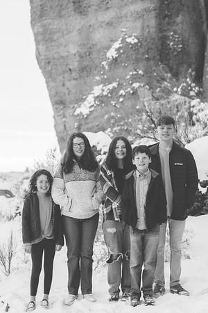 Mirabal Family 2020-19
