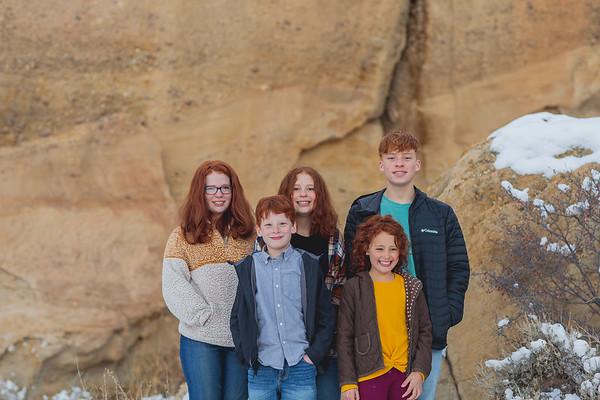 Mirabal Family 2020-23