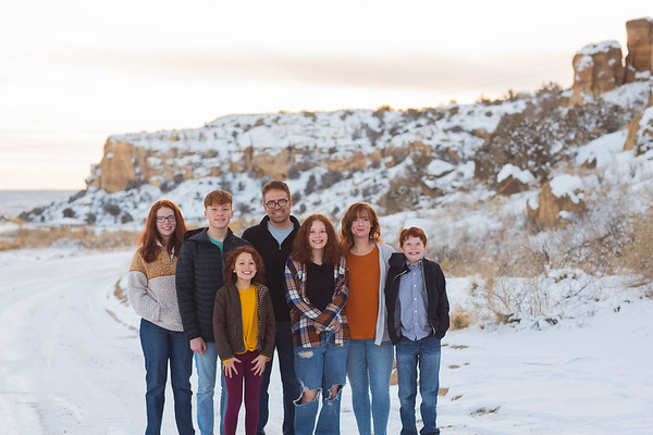 Mirabal Family 2020-11